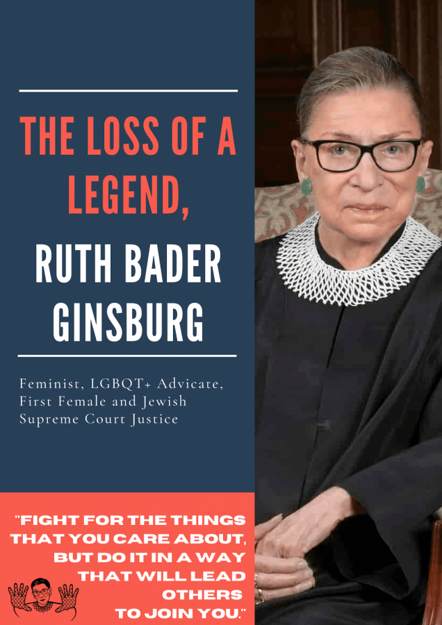 RBG Tribute (Wachusett Art Collective for Unrepresented Voices)