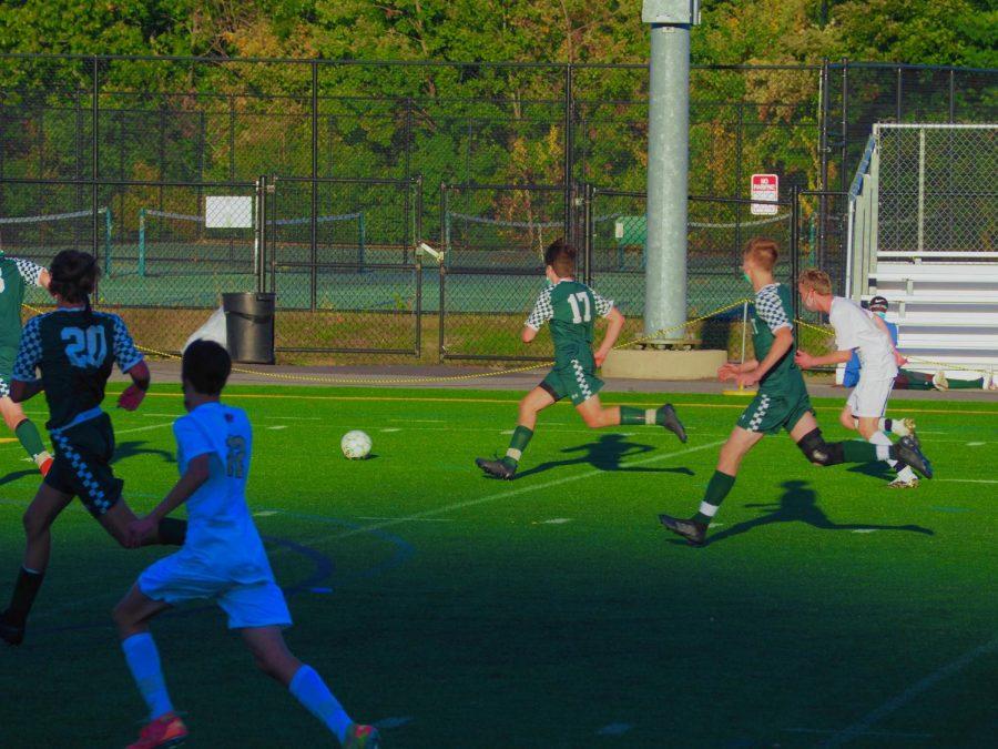 Wachusett Boys Soccer vs. Shrewsbury