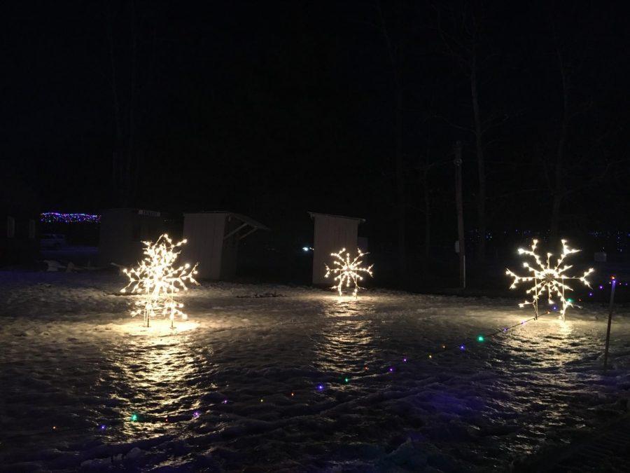Lancaster light show