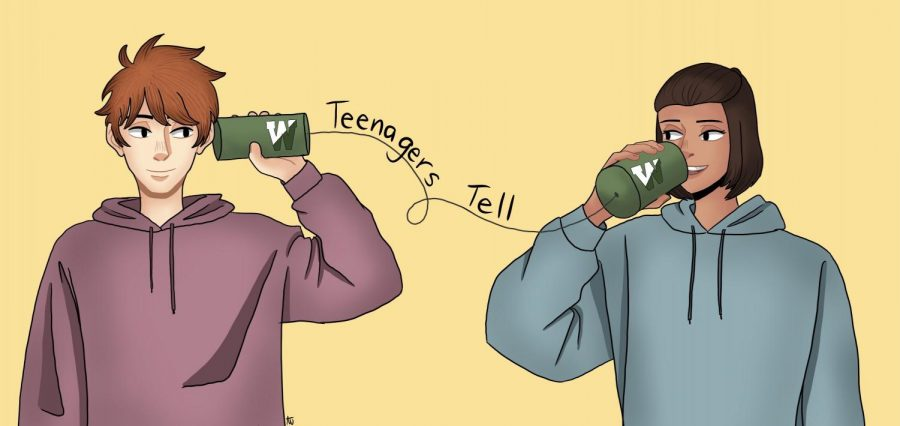 Teenagers Tell vol. 3
