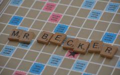 Mr. Becker is a world-record scrabble player!