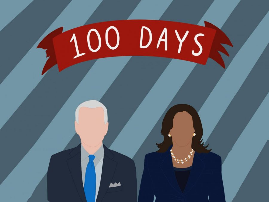 Biden administration reaches 100th day in office