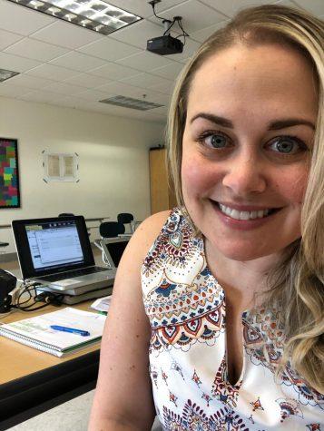 Meet the new mom and Wachusett alumni, Ms. Tinsley!