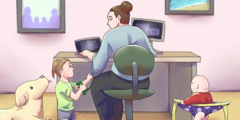 Teachers balance parenting and instruction