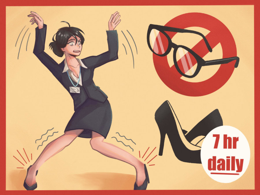 Clothing restrictions in Japan highlight systemic sexism